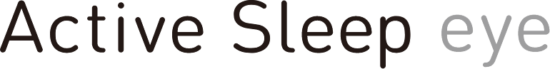 Active Sleep eye