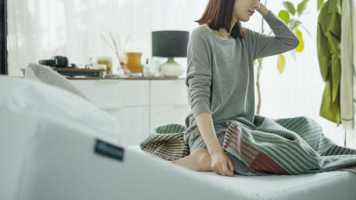 """頭の中に""""余白""""をつくると集中力がアップ、睡眠の質もよくなります。"""