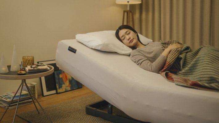 ベッドはフラットなものとは限らない!