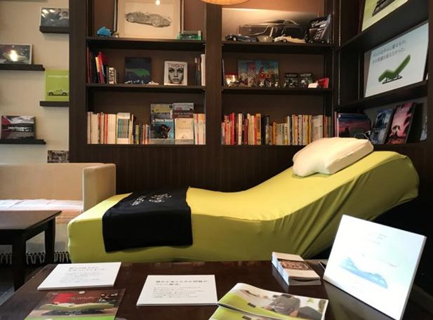 軽井沢「Community LAB MOTOTECA」にてActive Sleep BEDをご体験いただけます。